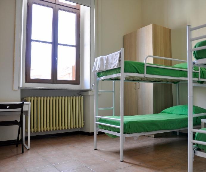 Camera doppia con bagno privato ostello cuneo - Ostelli londra con bagno privato ...