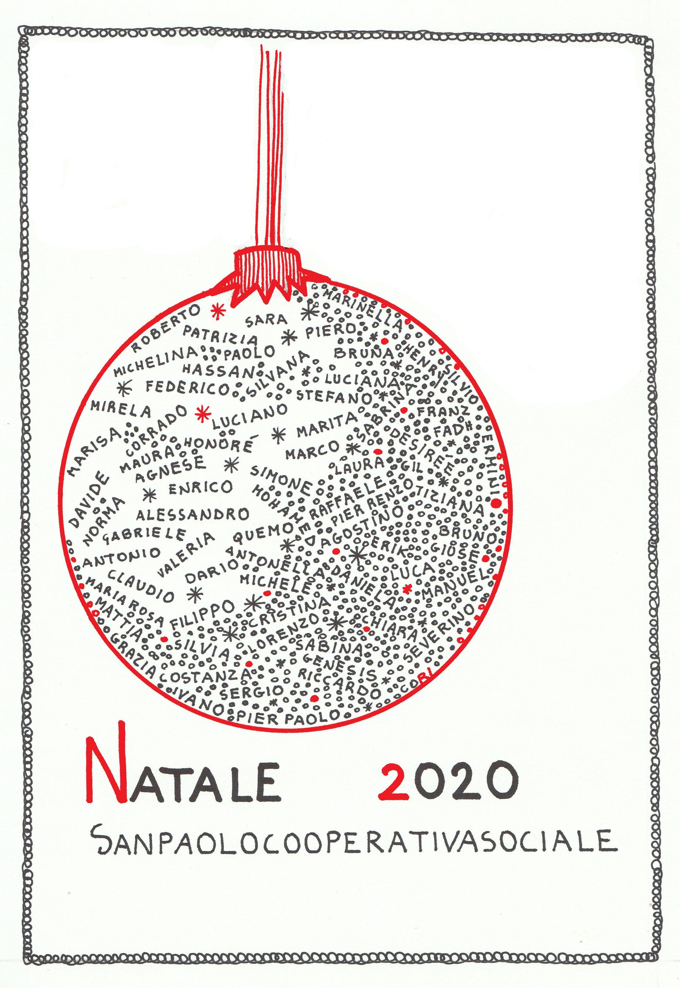 Buon Natale 2020